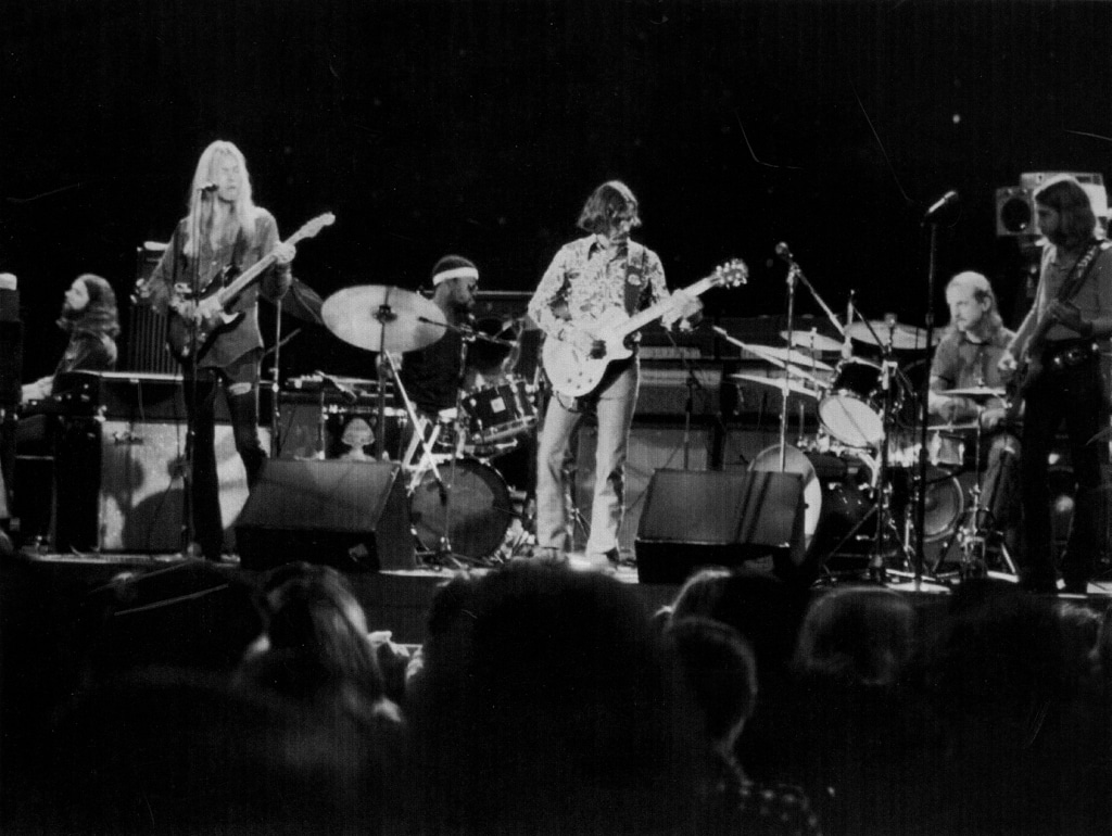 The Allman Brothers Band - October 1972